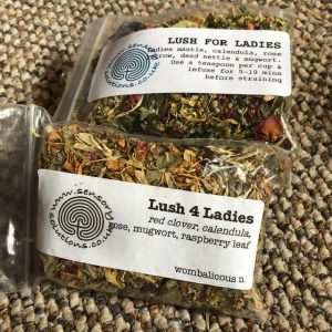 Lush For Ladies Herbal Tea