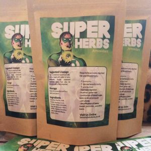 Super Hero Green Herbs