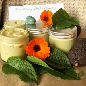 Herbal Hand Care Cream